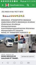 FRETE FRETES caminhão baú FRETE Rechilin