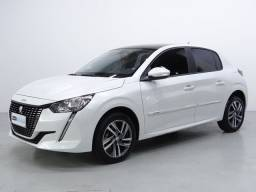 Título do anúncio: Peugeot 208 ALLURE 1.6 FLEX 16V  AUTOMATICO