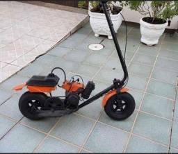 Título do anúncio: Walk machine com motor de roçadeira parcelo em até 18x