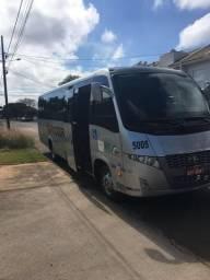 Micro ônibus Volare W9 executivo 2014 33 passageiros com ar condicionado - 2014