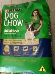 Ração Dog Chow Frango e Arroz 15kg Nestlé Premium