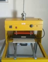 Máquina de estampar e impressora Epson 120a4