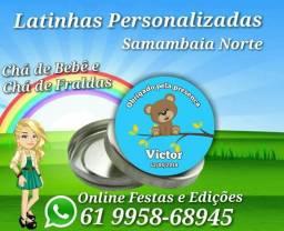 Latinhas Personalizadas