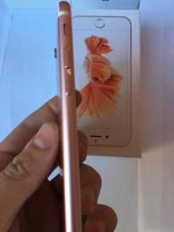IPhone 6s Rose 64gb semi novo em Estado