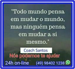 Coach. Desperte o seu potencial