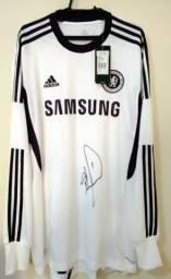 Chelsea Final Munich 2012 Cech X Bayern Munich Autografada