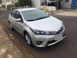 Toyota Corolla Gli Upper 1.8 Flex 16v automático- Quitado! - 2018