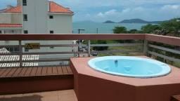 Apartamento de cobertura com vista panorâmica, Canasvieiras, Florianópolis