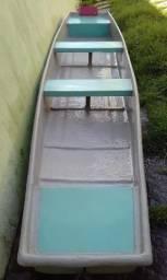 Canoa de fibra - 2001