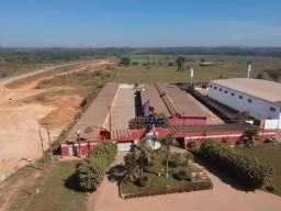 Área Comercial na beira da br 364 e entrada do anel viário em Ji-Paraná/RO