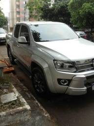 Vendo amarok dupla 4x4 2013 diesel manual - 2013