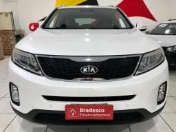 KIA SORENTO 2014/2015 2.4 16V GASOLINA EX AUTOMÁTICO - 2015
