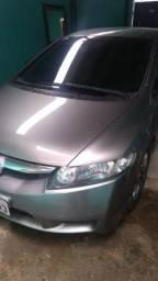 Honda civic automático - 2010