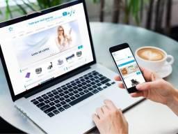 Especializada em Site, Loja virtual (E-Commerce) e sistemas web