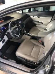 Honda civic impecável - 2016
