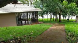Chácara em Inhumas - 900m do asfalto - 30.000m - Act parte permuta - Com represa