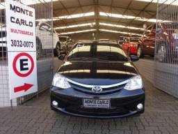 Toyota Etios XLS 1.5 Flex - 2014