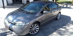 Honda Civic LXS 1.8 (Flex) - 2007