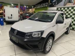 VW Saveiro Robust 1.6 2018 *Carro Completíssimo