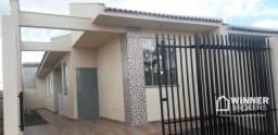 Casa com 3 dormitórios à venda, 70 m² por R$ 175.000 - Jardim São Paulo II - Sarandi/PR