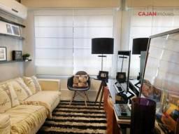 Apartamento com 3 dormitórios e vaga de garagem no bairro Jardim Botânico