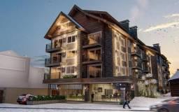 Apartamento com 1 dormitório à venda, 56 m² por R$ 399.000 - Centro - Canela/RS