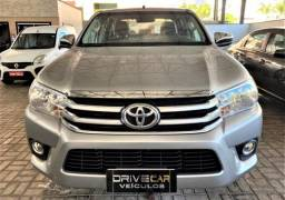 Toyota hilux 2018 2.8 std 4x4 cd 16v diesel 4p manual