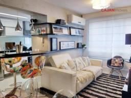 Apartamento com 2 dormitórios e vaga de garagem no Jardim Botânico