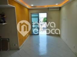 Apartamento à venda com 4 dormitórios em Tijuca, Rio de janeiro cod:AP4CB24643