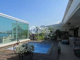 Apartamento à venda com 3 dormitórios em Jardim botânico, Rio de janeiro cod:FL3CB32198