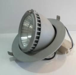 Luminária LED 34w 3000k