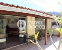 Casa à venda com 4 dormitórios em Jardim botânico, Rio de janeiro cod:IP4CS39549