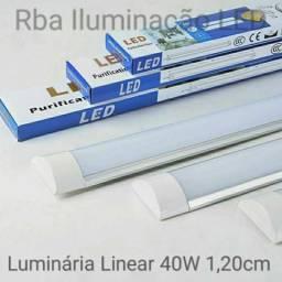 Linear Flat 20w 0,60cm - 40w 1,20cm