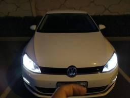 Golf 1.6 MSI aut. Tiptronic 2016 - Branco comfortline - Garantia VW abr/20 - 2016