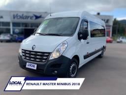 Renault Master Minibus DCI Executiva 2.3 - 16 lugares - 2018