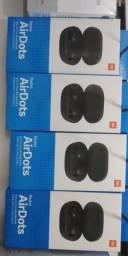 Airdots bluetooth ORIGINAL XIAOMI novos lacrados com garantia de 3 meses