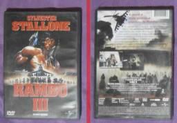 DVD Original Rambo III