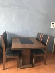 Alugo apartamento com mobília