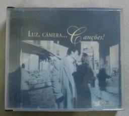 Box CD Luz, Câmera, Canções (Reader's Digest)