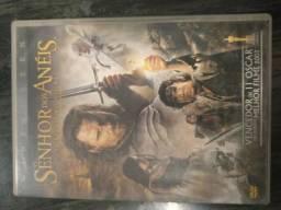 DVD O Senhor dos Anéis O Retorno do Rei