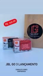 JBL Go 3 Lançamento LACRADO