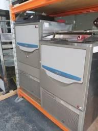 Máquina Gelo cubos 100kg * Marcone