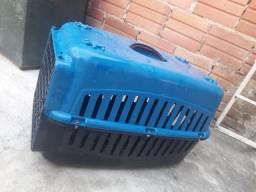 Caixa de transportar cachorro de pequeno porte