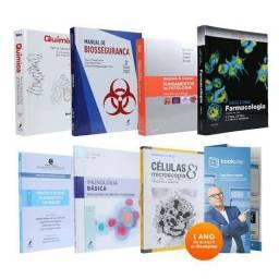 Livros Biomedicina