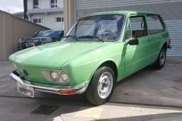 VW Brasilia 1977 - Coleção
