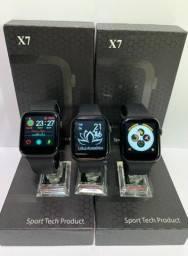 Smartwatch Iwo X7 - Troca Foto
