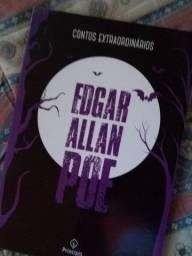 Livro Contos Extraordinários de Edgar Allan Poe