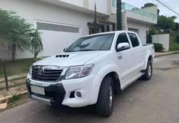 Hilux SRV 2013 Automática Impecável