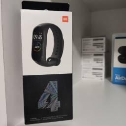 URGENTE// Mi Band 4 da Xiaomi!!Novo lacrado com garantia e entrega imediata