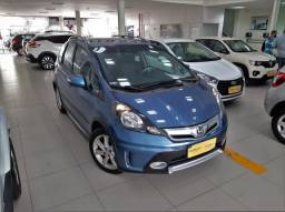 Honda Fit Twister 2013 Luciano Andrade